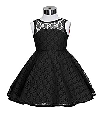 Amazon The Little Black Dress Designer Baby Girl Party Wear