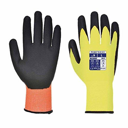 Resistant Glove Cut tex Vis Pu xtBSqFIwf