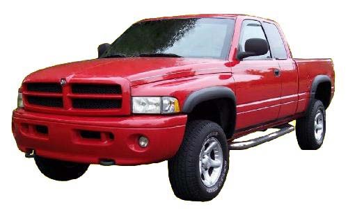 1994-2001 Dodge Ram 1500 Smooth Fender Flares ()