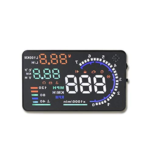 Buy aftermarket hud for car