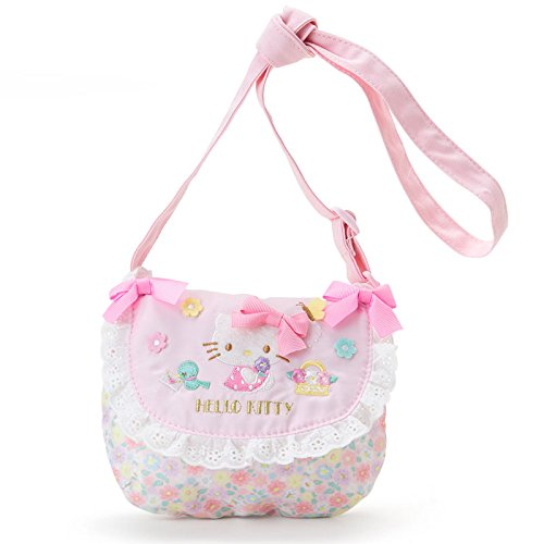 Sanrio Hello Kitty Petit shoulder bag flower From Japan New by SANRIO (Image #4)