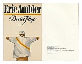 book cover of Doctor Frigo