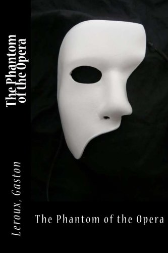 Download The Phantom of the Opera pdf epub