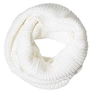 Simplicity Men / Women Knit Infinity Scarf, Solids & Patterned