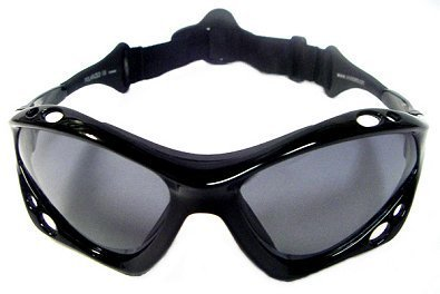SeaSpecs Black Jet Specs Extreme Sea Specs ()