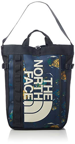 The North Face BC Fuse Box Backpacks tote bag Japan official [Japan import] (Modern Towar navy print)