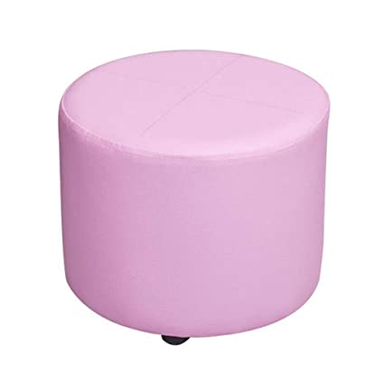 Awesome Amazon Com Yxsd Pu Upholstered Footstool Small Pier Ottoman Andrewgaddart Wooden Chair Designs For Living Room Andrewgaddartcom