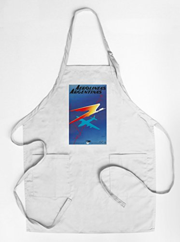 aerolineas-argentinas-vintage-poster-artist-colin-france-c-1950-quality-cotton-polyester-chefs-apron