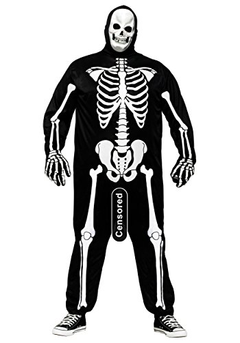 Costumes Boner Skeleton (Plus Size Skele-Boner Costume)