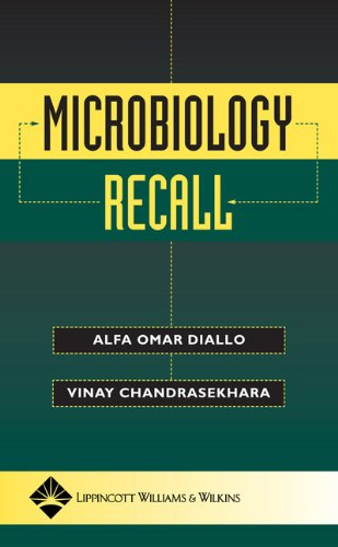 Microbiology Recall (Recall Series)