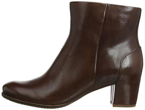 Pailin Short Boot, Boots femme - Marron (Mink), 36 EU (3.5 UK)Ecco