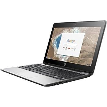 "HP Chromebook 11 G5, 11.6"", Celeron, 4GB, 16GB, X9U02UT"