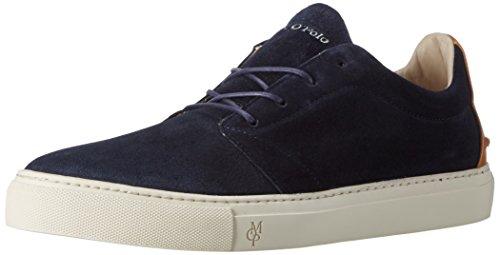 Marc O'Polo Herren 70123763502103 Sneaker Blau (Navy)