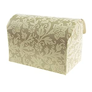 Homeford FCF000PV03LL Damask Embossed Favor Jewelry Boxes (12 Pack)