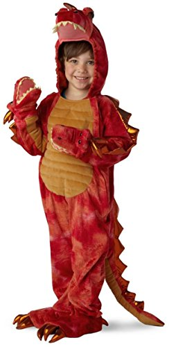 3 Dragon Headed Costume (Hydra the Three Headed Dragon Kids Costume -)