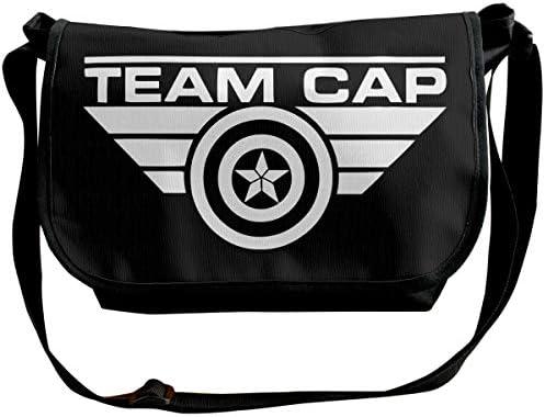 ショルダーバッグ スポーツバッグ ワンショルダー キャプテン・アメリカ メッセンジャーバッグ 斜めがけ ボディバッグ 肩掛けバック 大容量 A4ファイル収納可能 多機能 日常お出かけ 通勤 通学 無地 メンズ カバン ユニセックス