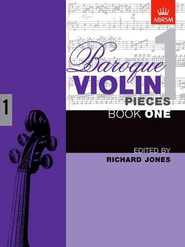 Baroque Violin Pieces (Bk. 1)