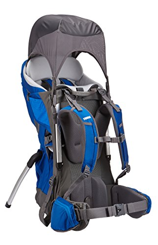 Thule Sapling Child Carrier, Slate/Cobalt by Thule (Image #23)