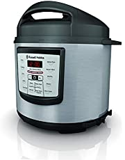 Russell Hobbs Electric Multi Cooker / Pressure Cooker 6L, Silver