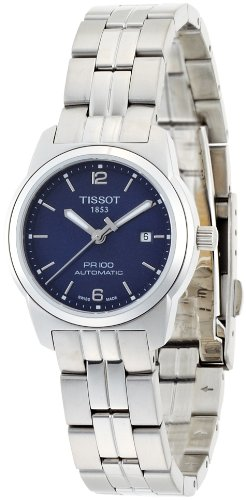 Tissot Pr 100 Automatic Ladies Watch T0493071104700 Buy
