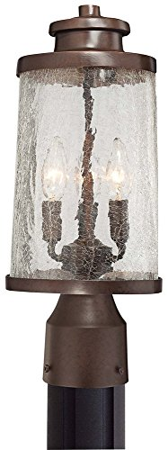 Cheap Travessa 3 Light Outdoor Post Lantern