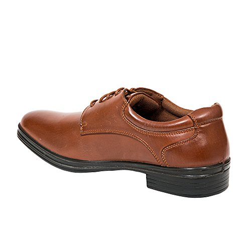 Soft Stags Para Hombre Ed Plain Toe Oxford Dark Maple 9.5m (us)