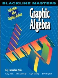 Graphic Algebra: Explorations with a Graphing Calculator (Blackline Masters)