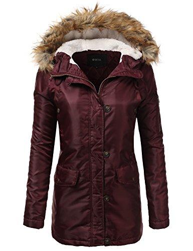 Hooded Anorak Jacket - 7