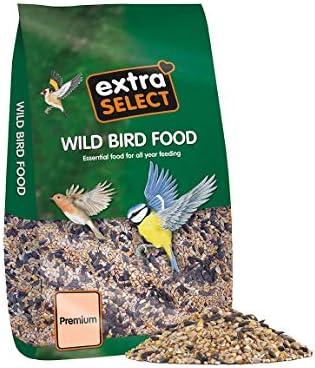 12.75 kg Extra Select Premium Wild Bird Food