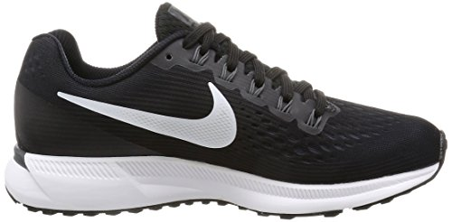 Zoom 34 dark Pegasus Black Air Nero Nike White Wmns Gre 001 Running Scarpe Donna w1qanE4xHS