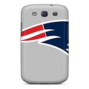 Samsung Galaxy S3 VBF8643qVBK Customized Beautiful New England Patriots Image High Quality Cell-phone Hard Covers -KerryParsons