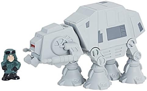 Star Wars Micro Force véhicule-Luke avec Snowspeeder