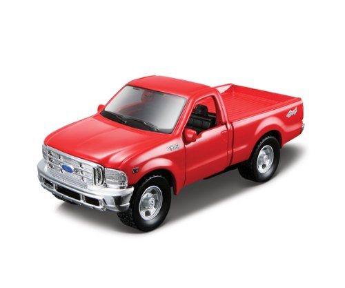 Ford F-350 Pickup (Red) Power Racer 4½