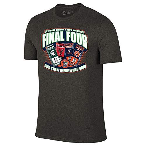 2019 NCAA Final Four March Madness Minneapolis Basketball Ticket T-Shirt (S) (Ncaa Tickets Basketball)