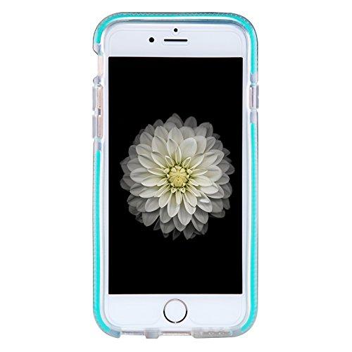 Nillkin bosimia Soft Case Shockproof Cover conque Umschlagseite Schutzhülle für Apple iPhone 64.7, Grün