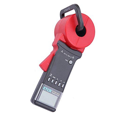 Digital meter- Digital Clamp Meter ,Ground Resistance Meter ,with LCD Display Data Storage Function,Resistance Range: 0.01~1200Ω ETCR2100+, Amp Ohm Volt Meter: DIY & Tools