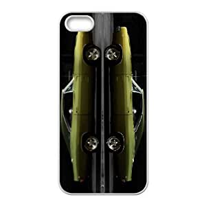 Dodge iPhone5s Cell Phone Case White 218y-919091