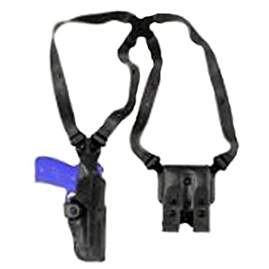 Galco Vertical Shoulder Holster System for 1911 5-Inch Colt, Kimber, para, Springfield