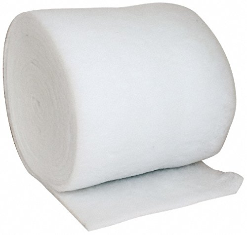 72999444 Made in USA - 90' Long x 36inch Wide x 1inch Deep Media Roll by Made in USA