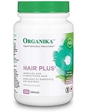 ORGANIKA HAIR PLUS 120 CAPS