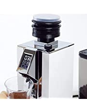 Eureka Mignon Grinder Single Dose Hopper Low Profile Add-On with Silicon Bellow Black Color