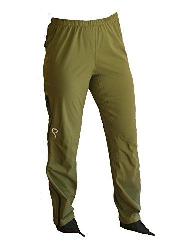 Prois Hunting & Field Apparel for Women Galleann Rain Pants (Olive, XXL)