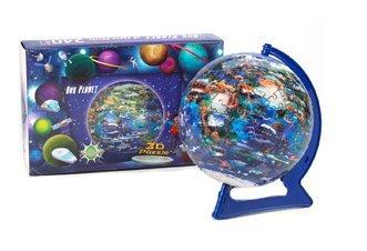[해외]Our Planet 240 Piece 3D 퍼즐 / Our Planet 240 Piece 3D Puzzle