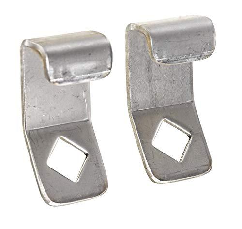 Schmidt-Riffer Metalcrafts RTIC20/Yeti-Roadie Cooler Lock Bracket (sold as a pair) made of Stainless Steel by Schmidt-Riffer Metalcrafts