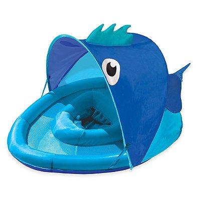 Aqua Leisure® Boys' Fabric Covered Fun Fish Baby Float