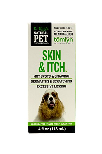 Homeopathic Dog Remedy for Skin Irritations