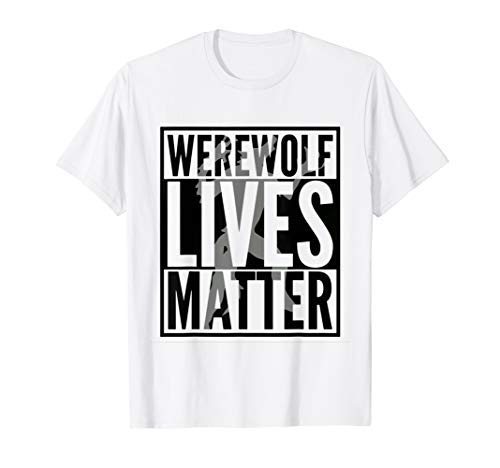 Funny Halloween Costume Ideas 2018 Werewolf Shirt
