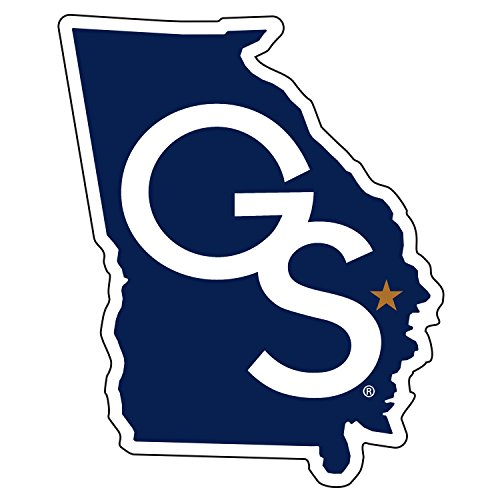 Georgia Southern Eagles Decal (GS) STATE DECAL 4