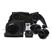 Rockford Fosgate X3-Stage4 400 watt stereo, front speaker, subwoofer, & rear speaker kit for select Maverick X3 models