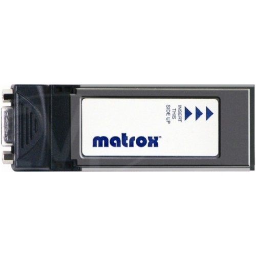 Matrox ExpressCard/34 Host Card for MXO2 by Matrox